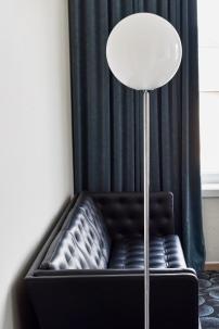 EJ 315 Design: Erik Ole Jørgensen. More than 40 years ago furniture architect Erik Ole Jørgensen presented the sketches of his new sofa to furniture manufacturer Erik Jørgensen. Today, the sofa is known as an archetype of Danish sofa design.
